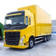 Lastbilsdekor 1