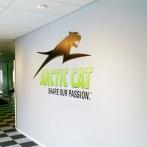 Foliering av vägg  för Artic Cat hos Sörberge Husvagnar