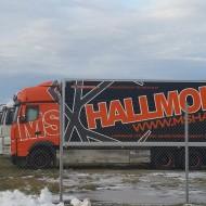 Foliering av lastbil