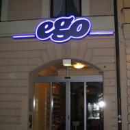 Skylt Ego