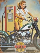 Motor GAS cycles 25 x 33