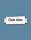 Flow blue 230g