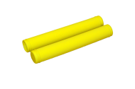 "6 3/4"" CFR snowmobile grips - Fluro Yellow - Rek pris: 349:- Art nr: CFR-CD23"