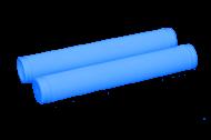 "6 3/4"" CFR Snowmobile grips - Baby Blue - Rek Pris 349:- Art nr: CFR-CDBG"