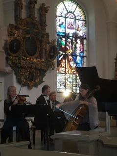 Schubert Pianotrio Essdur