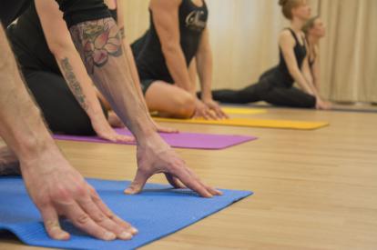 Foto: Shanti Yoga Center Helsingborg