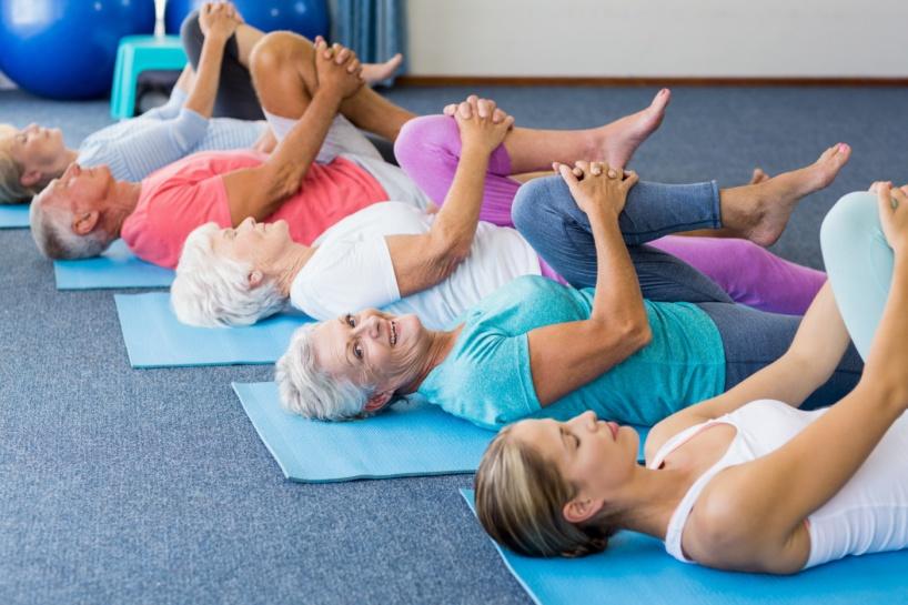 Vad är Mindfulness Yoga  I den här kursen lär du dig att lyssna till dej  själv och din egen kropp b0ace465a706b