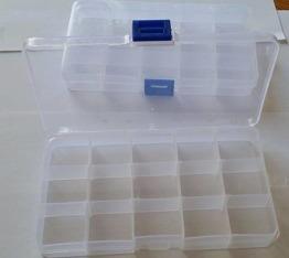10cmx17.5cm - Förvarnings lådor 10cmx17.5cm