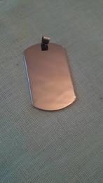 50x29x1mm , Hål: 9x3mm - 316 rostfritt stål stor rektangulär stans bricka, rostfritt stål färg, nickelsäker. 50x29x1mm , Hål: 9x3mm