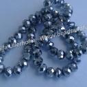 Fasserad 8 mm, silver