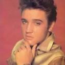Elvis flanell, fyrkant, 30x40cm