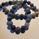 Natural Blue Aventurine 8mm