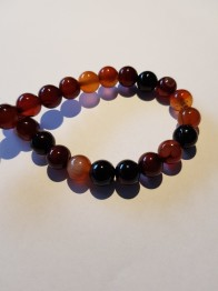 Natural Agate 8mm - agat 8mm
