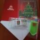 Julkort bling julgran - Storlek 18cm x 26cm