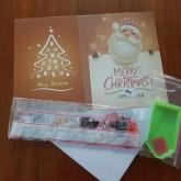 Julkort Tomte2