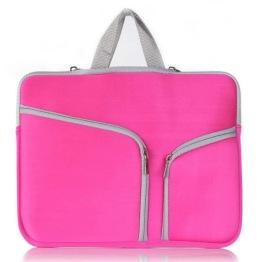 Väska till ljusplatta A4 - Rosa