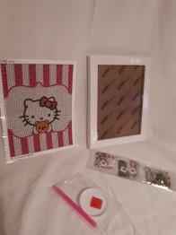 Hello Kitty bi, 20x15,5cm - Hello Kitty nalle