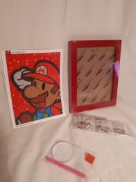 Super mario, 15,5x20cm - Super Mario