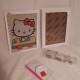 Hello Kitty tåg 20x15,5cm - Hello Kitty tåg