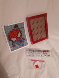 Spindelmannen 15,5x20cm - Spindelmannen