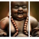 Leveranstid 1,5v - Buddha 3 dels, fyrkant 20x40cm x 3