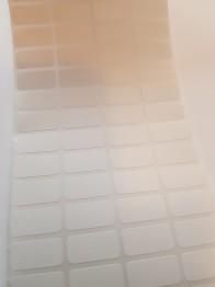 Etikett från rulle 100 stk - Etikett från rulle 20x10mm, 100 stk