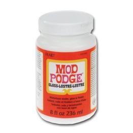 Mod Podge Shine 236ML, decoupage lim/lack - Mod Podge shine 236ML