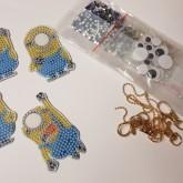 Nyckelring 4 pack Minions