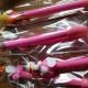 Polymér dutt penna rund spets