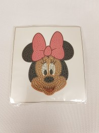 Sticker Mimmi 13x12cm - Sticker Mimmi