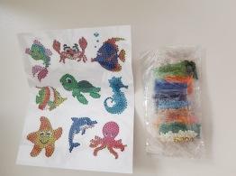 Stickers, hitta Nemos vänner 9 pack - Sticker, hitta Nemos vänner 9 pack