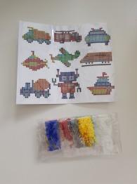 Stickers, pojke 9 pack - Stickers pojke 9p