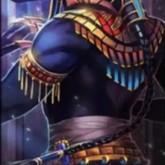 Horus, fyrkant, 40x80cm