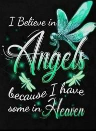 Angels, fyrkant, 30x40cm - Angels, fyrkant, 30x40cm