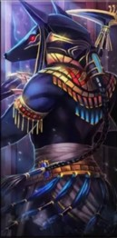 Horus, fyrkant, 40x80cm - Horus, fyrkant, 40x80cm