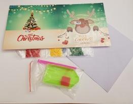 Julkort Rudolf - Julkort Rudolf
