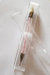 LyXig penna för diamonds, rosa - Rhinestone penna rosa