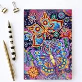 Notebook fjäril