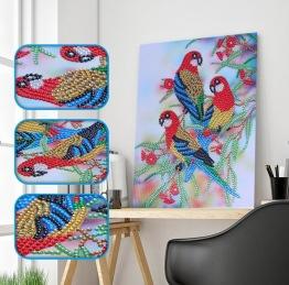 Papegojor - Papegojor