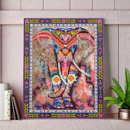 Indisk elefant - Indisk elefant