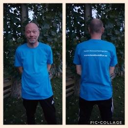 T-shirt herr, välj din storlek - T-shirt herr blå storlek L