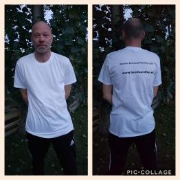 T-shirt herr, välj din storlek - T-shirt herr vit storlek L