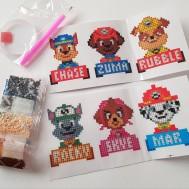 Stickers Paw Patrol 6- pack
