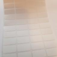 Etikett från rulle 100 stk