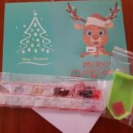 Julkort Rudolf