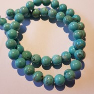 Natural Howlite 8mm