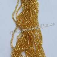 Straw Gold Silver-Line