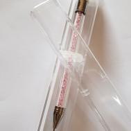 LyXig penna för diamonds, rosa