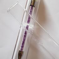 LyXig penna för diamonds, lila