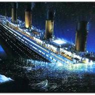 Leveranstid 1,5v - Titanic, fyrkant 75x55cm